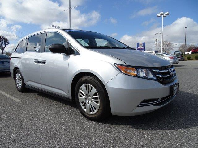 2014 honda odyssey lx lx 4dr mini van for sale in hickory north carolina classified. Black Bedroom Furniture Sets. Home Design Ideas