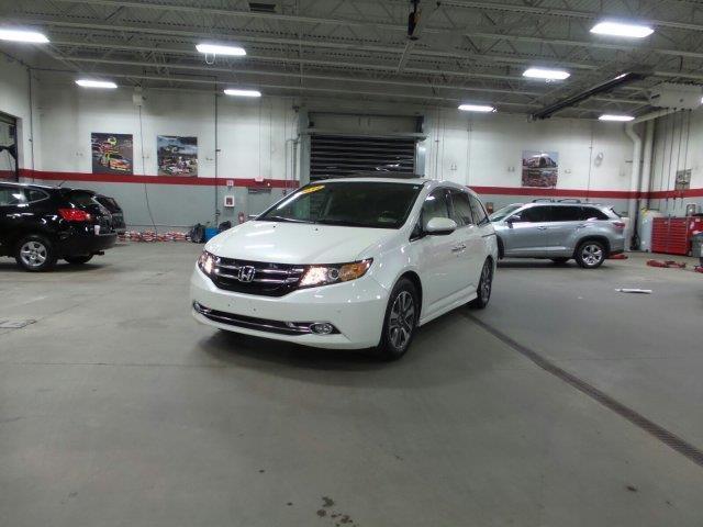 2014 Honda Odyssey Touring Elite Touring Elite 4dr