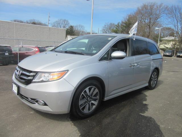 2014 Honda Odyssey Touring Touring 4dr Mini-Van