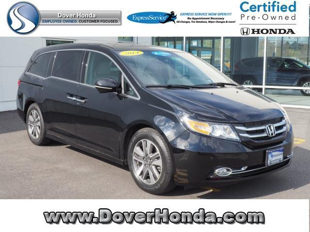 2014 honda odyssey touring touring 4dr mini van for sale in dover new hampshire classified. Black Bedroom Furniture Sets. Home Design Ideas