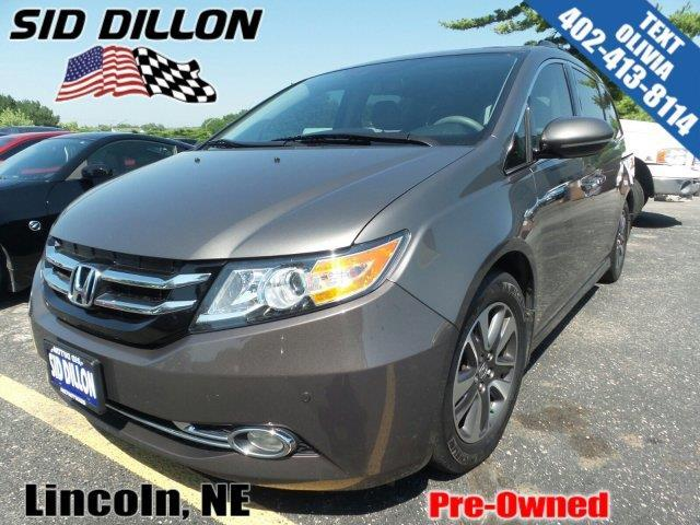 2014 honda odyssey touring touring 4dr mini van for sale in lincoln nebraska classified. Black Bedroom Furniture Sets. Home Design Ideas