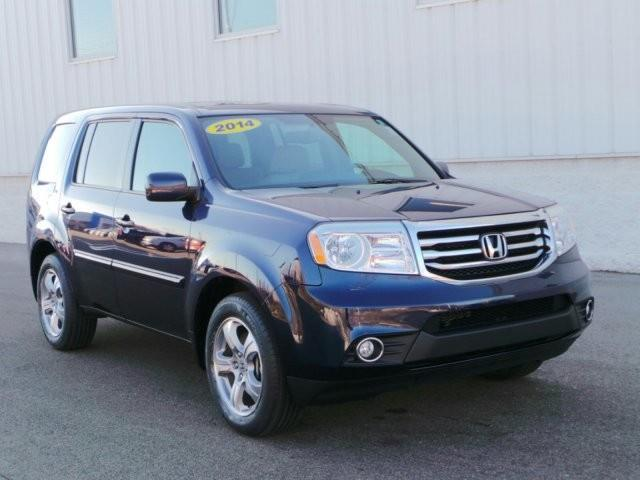 2014 honda pilot ex l 4x4 ex l 4dr suv for sale in meskegon michigan classified. Black Bedroom Furniture Sets. Home Design Ideas