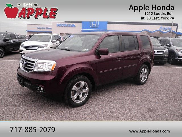 2014 honda pilot ex l 4x4 ex l 4dr suv for sale in york pennsylvania classified. Black Bedroom Furniture Sets. Home Design Ideas