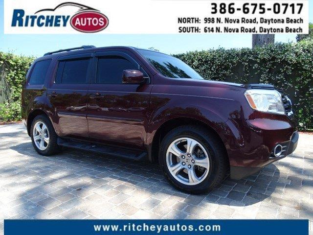 2014 honda pilot ex l ex l 4dr suv for sale in daytona beach florida classified. Black Bedroom Furniture Sets. Home Design Ideas