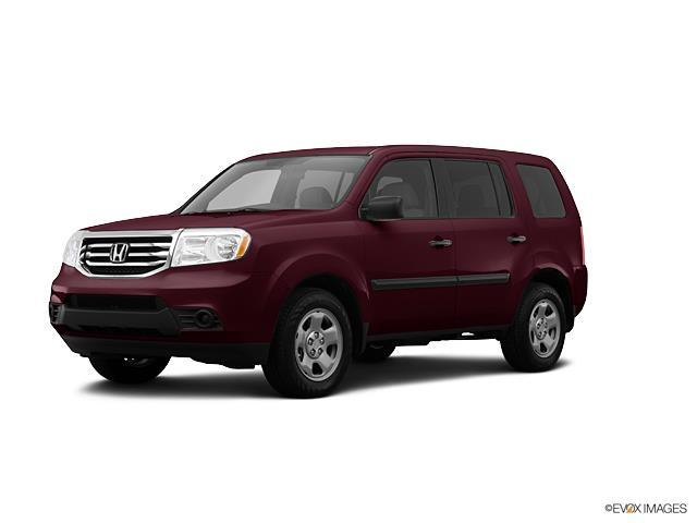 2014 honda pilot lx 4x4 lx 4dr suv for sale in streetsboro for Honda large suv