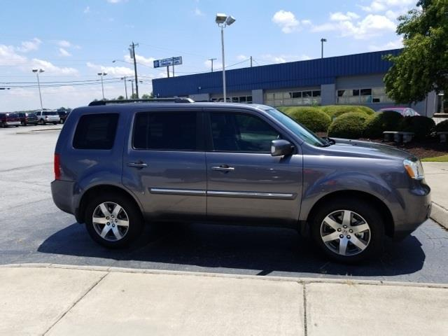 2014 honda pilot touring touring 4dr suv for sale in greenville south carolina classified. Black Bedroom Furniture Sets. Home Design Ideas