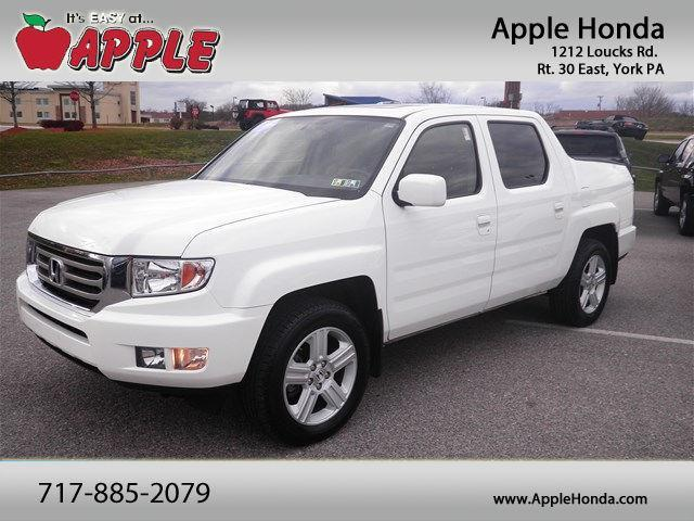 2014 honda ridgeline rtl 4x4 rtl 4dr crew cab for sale in york pennsylvania classified. Black Bedroom Furniture Sets. Home Design Ideas