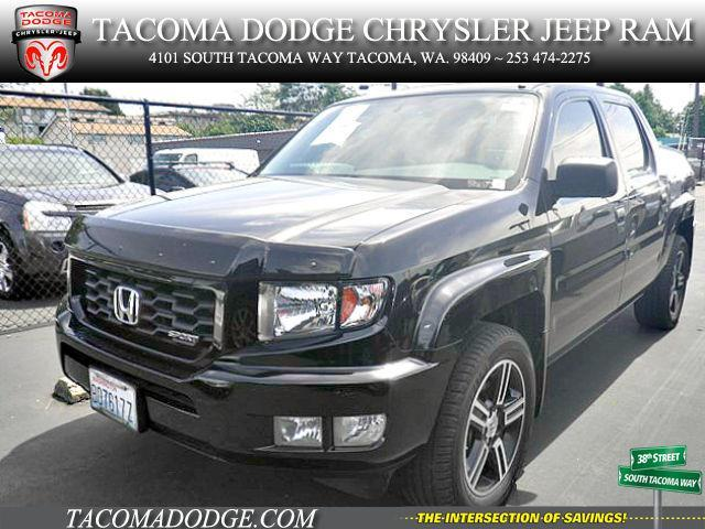 2014 honda ridgeline sport 4x4 sport 4dr crew cab for sale in tacoma washington classified. Black Bedroom Furniture Sets. Home Design Ideas