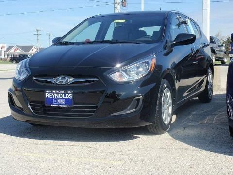 2014 hyundai accent 4 door hatchback for sale in babcock illinois classified. Black Bedroom Furniture Sets. Home Design Ideas