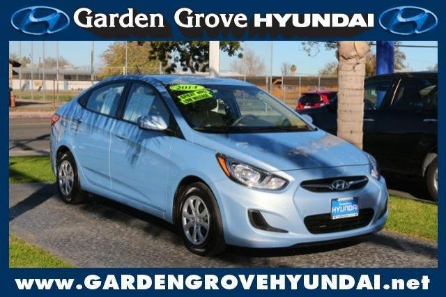 2014 Hyundai Accent Gls Garden Grove Ca For Sale In