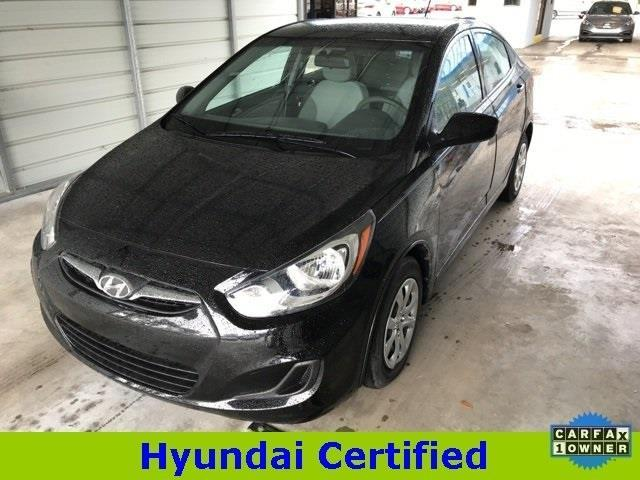 2014 Hyundai Accent GLS GLS 4dr Sedan