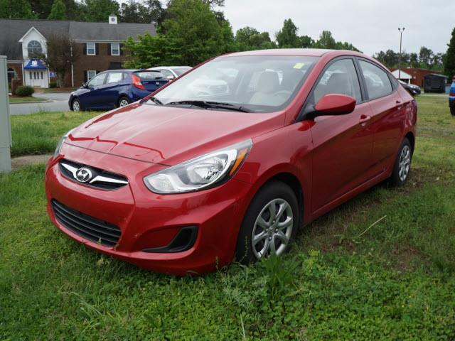 2014 Hyundai Accent Gls Gls 4dr Sedan For Sale In