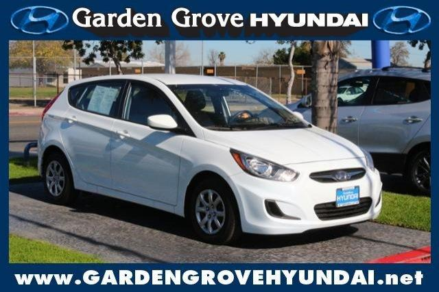 2014 hyundai accent gs 4dr hatchback 6m for sale in garden grove california classified. Black Bedroom Furniture Sets. Home Design Ideas