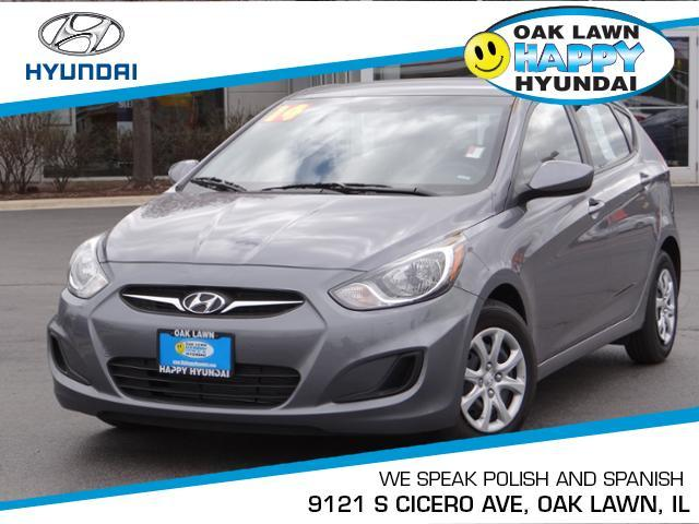 2014 hyundai accent gs 4dr hatchback 6m for sale in oak lawn illinois classified. Black Bedroom Furniture Sets. Home Design Ideas