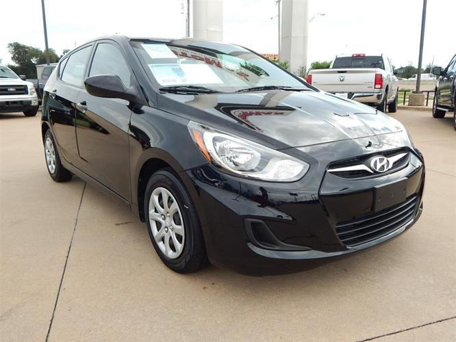 2014 hyundai accent gs gs 4dr hatchback for sale in oklahoma city oklahoma classified. Black Bedroom Furniture Sets. Home Design Ideas