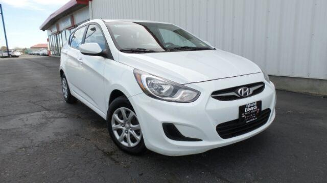 2014 hyundai accent gs gs 4dr hatchback for sale in co bluffs iowa classified. Black Bedroom Furniture Sets. Home Design Ideas