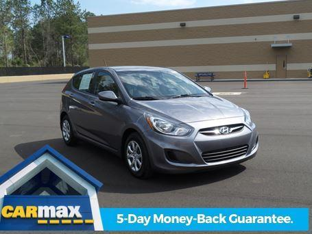 2014 Hyundai Accent GS GS 4dr Hatchback