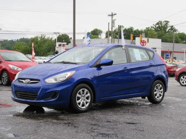 2014 hyundai accent gs gs 4dr hatchback for sale in north wilkesboro north carolina classified. Black Bedroom Furniture Sets. Home Design Ideas