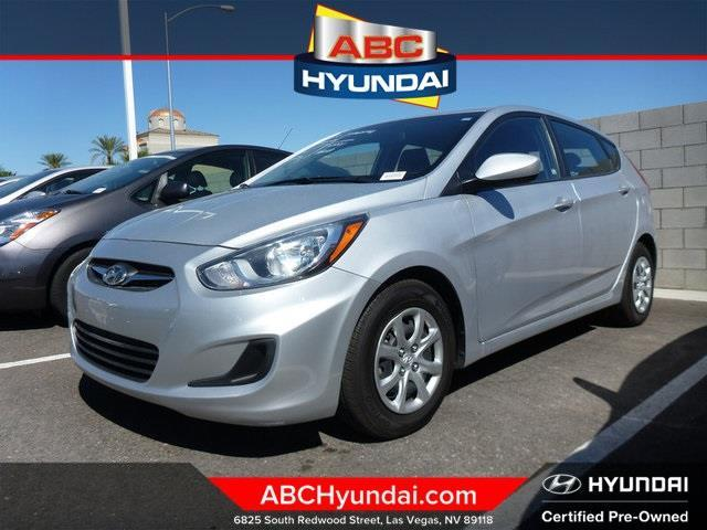 2014 hyundai accent gs gs 4dr hatchback for sale in las vegas nevada classified. Black Bedroom Furniture Sets. Home Design Ideas