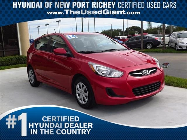 2014 hyundai accent gs new port richey fl for sale in new port richey florida classified. Black Bedroom Furniture Sets. Home Design Ideas