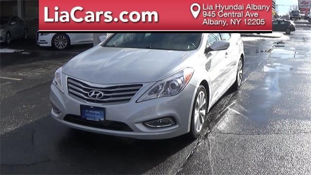 2014 Hyundai Azera Limited Limited 4dr Sedan