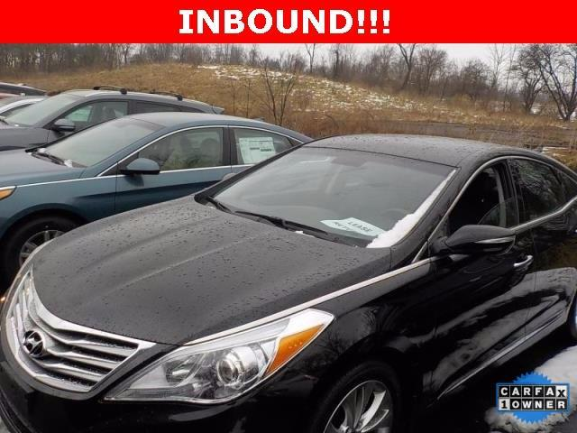 2014 hyundai azera limited limited 4dr sedan for sale in pittsburgh pennsylvania classified. Black Bedroom Furniture Sets. Home Design Ideas