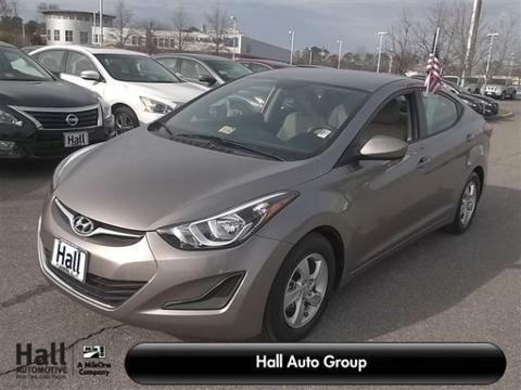2014 Hyundai Elantra 4 Door Sedan For Sale In Newport News
