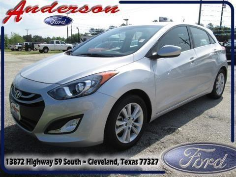 Anderson Ford Cleveland Tx >> 2014 HYUNDAI ELANTRA GT 4 DOOR HATCHBACK for Sale in Clark, Texas Classified | AmericanListed.com