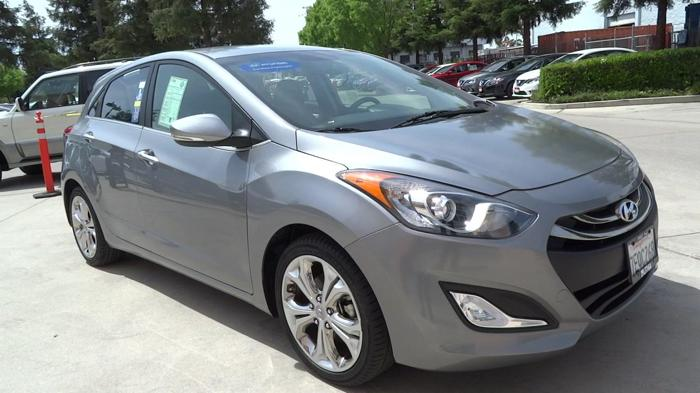 Lithia Hyundai Fresno >> 2014 Hyundai Elantra GT Base 4dr Hatchback for Sale in ...