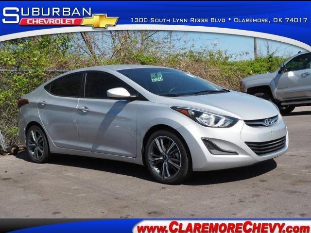 2014 hyundai elantra limited limited 4dr sedan 6a for sale in claremore oklahoma classified. Black Bedroom Furniture Sets. Home Design Ideas