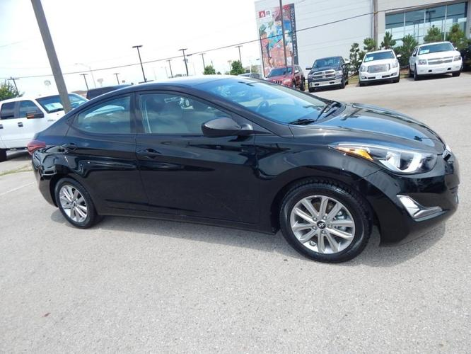 2014 hyundai elantra limited limited 4dr sedan 6a for sale in norman oklahoma classified. Black Bedroom Furniture Sets. Home Design Ideas