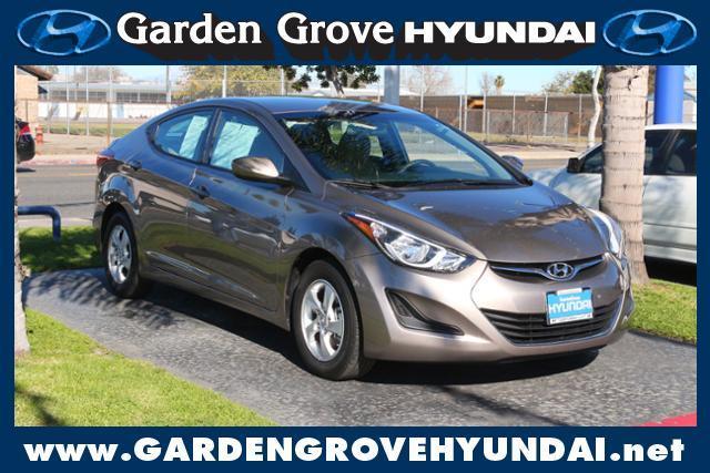 2014 Hyundai Elantra Se Garden Grove Ca For Sale In