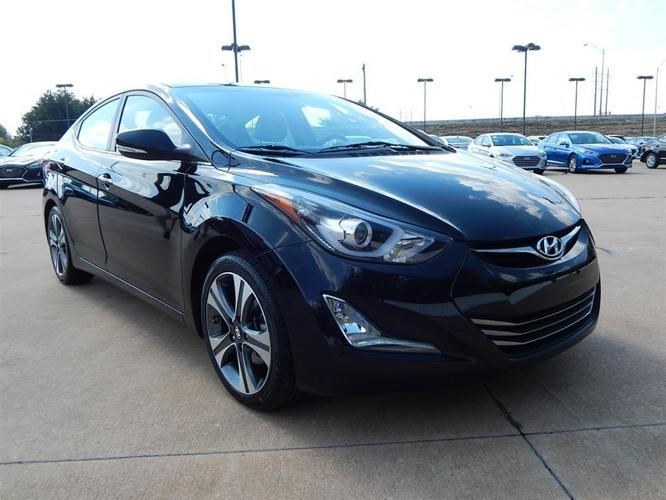 2014 hyundai elantra sport sport 4dr sedan 6m for sale in oklahoma city oklahoma classified. Black Bedroom Furniture Sets. Home Design Ideas