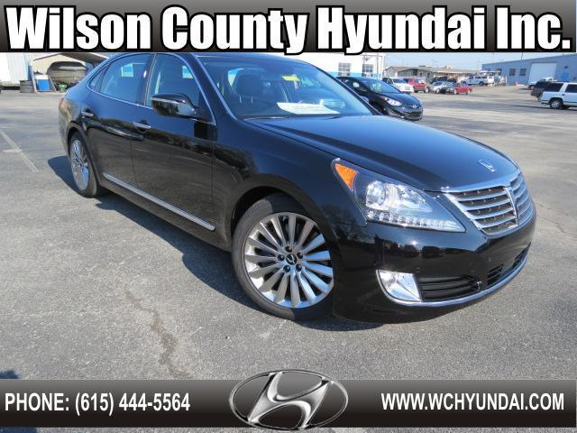2014 HYUNDAI Equus Signature 4dr Sedan