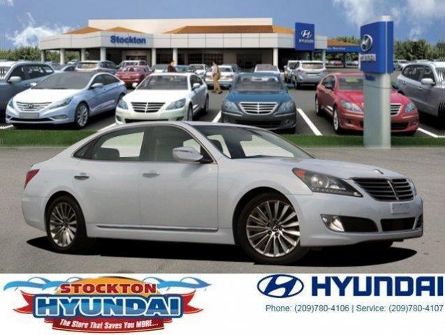 2014 Hyundai Equus Signature Signature 4dr Sedan