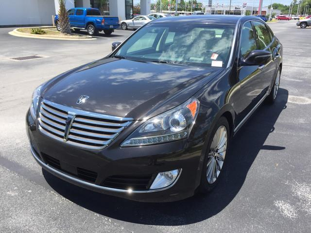 2014 Hyundai Equus Ultimate Ultimate 4dr Sedan