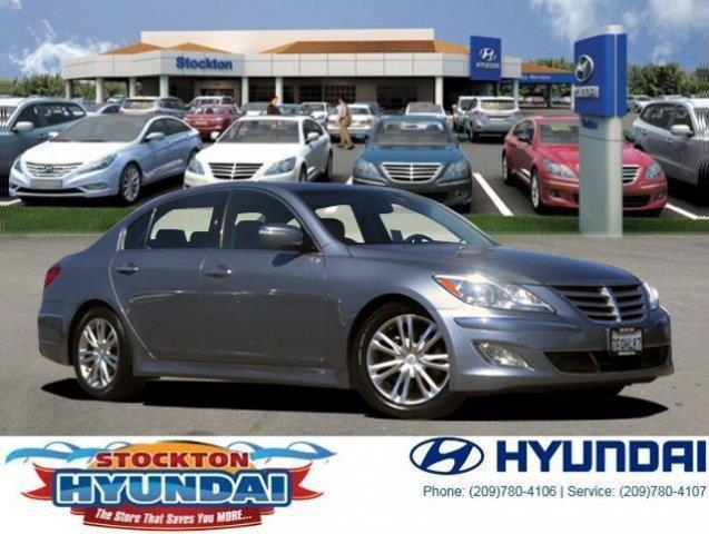 2014 Hyundai Genesis 3.8L 3.8L 4dr Sedan
