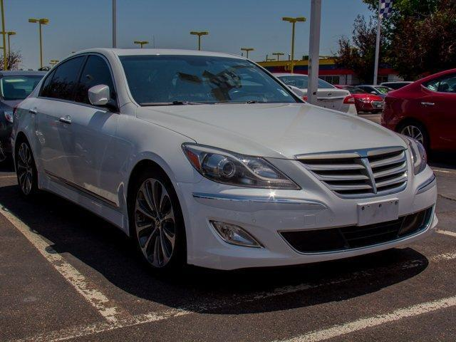 2014 hyundai genesis 50l rspec 50l rspec 4dr sedan for