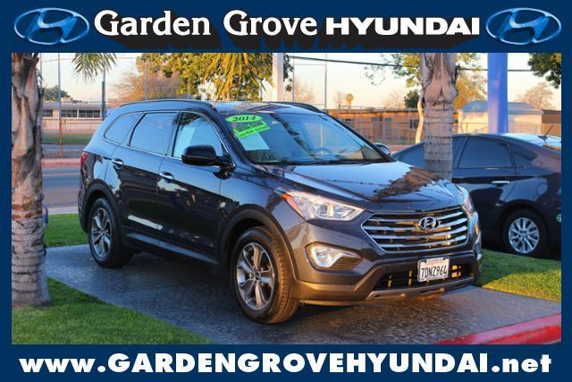 2014 hyundai santa fe gls 4dr suv for sale in garden grove california classified. Black Bedroom Furniture Sets. Home Design Ideas