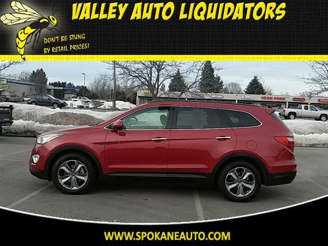 2014 hyundai santa fe gls awd gls 4dr suv for sale in spokane washington classified. Black Bedroom Furniture Sets. Home Design Ideas