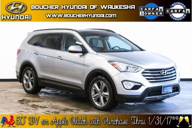 2014 hyundai santa fe gls gls 4dr suv for sale in waukesha wisconsin classified. Black Bedroom Furniture Sets. Home Design Ideas