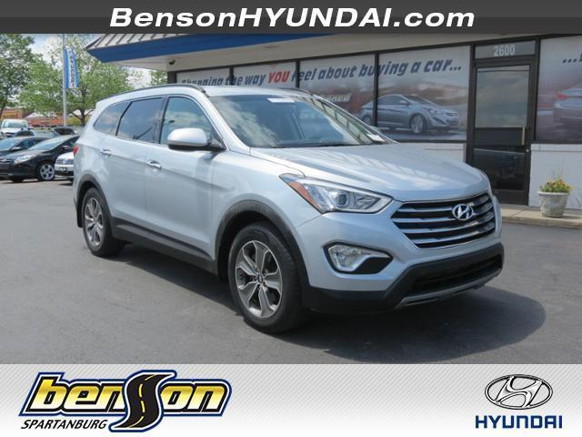 2014 hyundai santa fe gls gls 4dr suv for sale in spartanburg south carolina classified. Black Bedroom Furniture Sets. Home Design Ideas