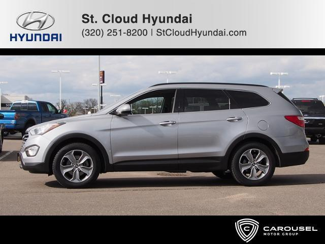 2014 hyundai santa fe gls gls 4dr suv for sale in saint cloud minnesota classified. Black Bedroom Furniture Sets. Home Design Ideas