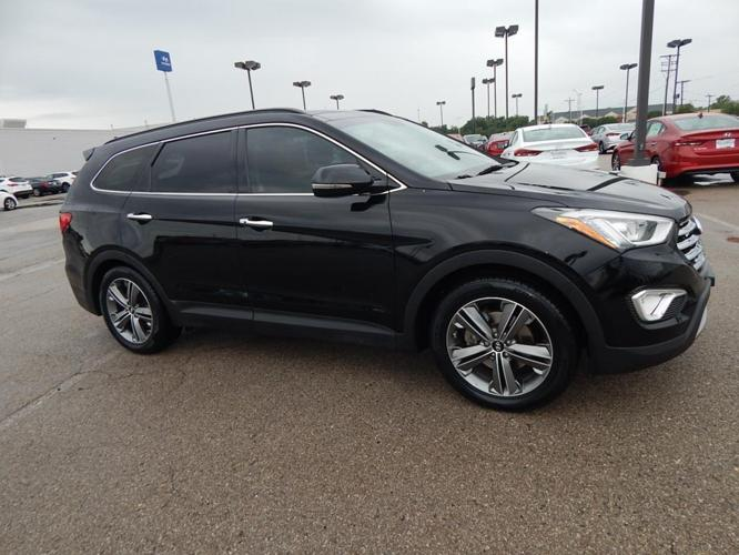 2014 hyundai santa fe limited limited 4dr suv for sale in norman oklahoma classified. Black Bedroom Furniture Sets. Home Design Ideas