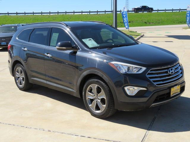 2014 hyundai santa fe limited limited 4dr suv for sale in brenham texas classified. Black Bedroom Furniture Sets. Home Design Ideas