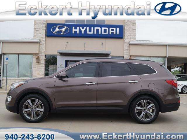 2014 hyundai santa fe limited limited 4dr suv for sale in denton texas classified. Black Bedroom Furniture Sets. Home Design Ideas