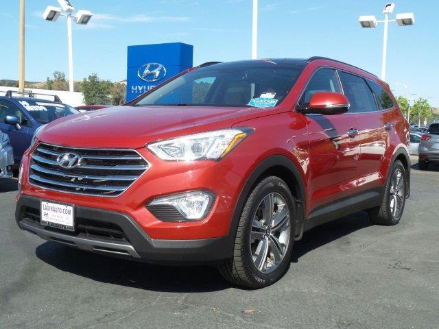 2014 Hyundai Santa Fe Limited Limited 4dr SUV