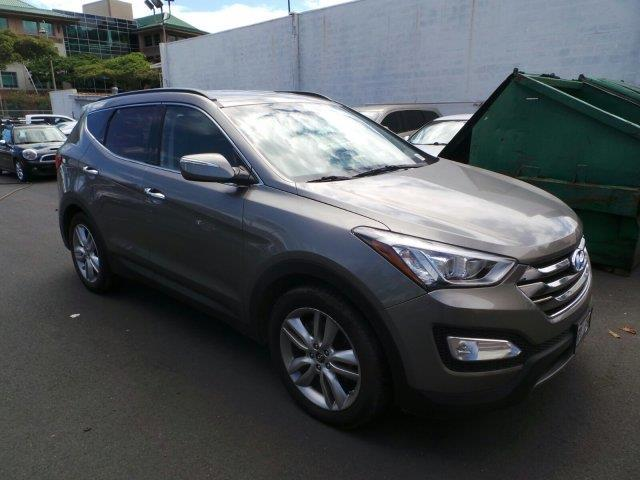 2014 hyundai santa fe sport 2 0t awd 2 0t 4dr suv for sale in honolulu hawaii classified. Black Bedroom Furniture Sets. Home Design Ideas