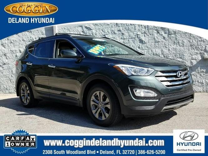 2014 hyundai santa fe sport 2 4l 2 4l 4dr suv for sale in de land florida classified. Black Bedroom Furniture Sets. Home Design Ideas