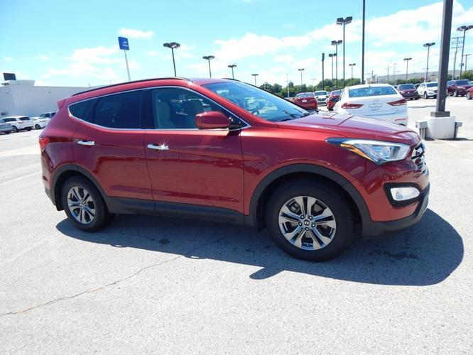 2014 hyundai santa fe sport 2 4l 2 4l 4dr suv for sale in norman oklahoma classified. Black Bedroom Furniture Sets. Home Design Ideas